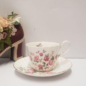Gorgeous Vintage Royal Patrician Cup & Saucer